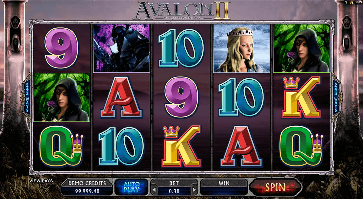 avalon-ii-microgaming