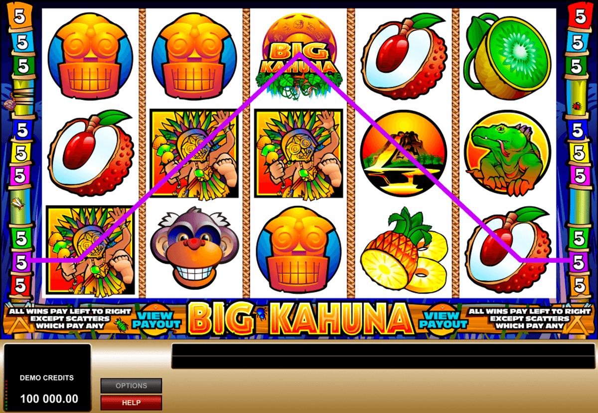 big-kahuna-microgaming