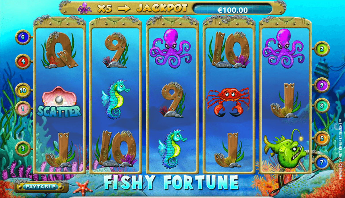 fishy-fortune-netent