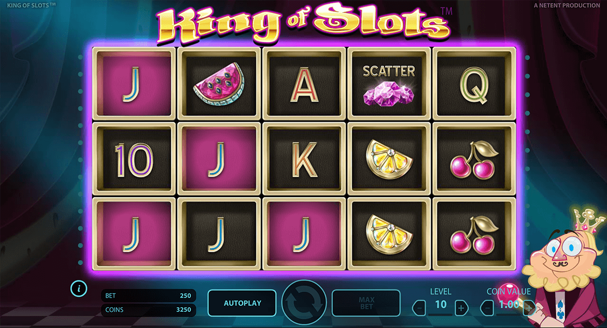 king-of-slots-netent