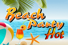 logo beach party hot wazdan gra automat