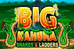 logo big kahuna snakes and ladders microgaming gry avtomaty