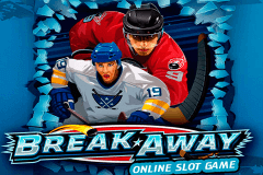 logo break away microgaming gry avtomaty