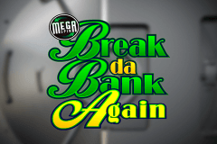 logo break da bank again megaspin microgaming gry avtomaty