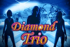 logo diamond trio novomatic gry avtomaty