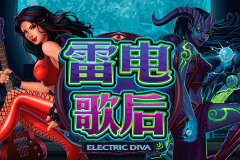 logo electric diva microgaming gry avtomaty