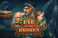 logo eye of the kraken playn go gry avtomaty