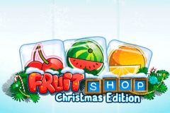 logo fruit shop christmas edition netent gry avtomaty