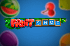 logo fruit shop netent gry avtomaty