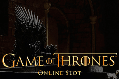 logo game of thrones 15 lines microgaming gry avtomaty