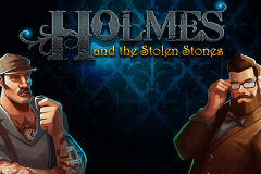 logo holmes and the stolen stones gry avtomaty
