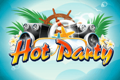 logo hot party wazdan gra automat