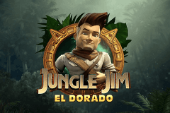 logo jungle jim el dorado microgaming gra automat