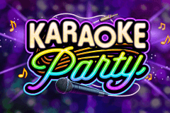 logo karaoke party microgaming gry avtomaty