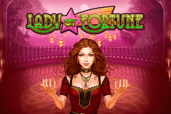 logo lady of fortune playn go gry avtomaty
