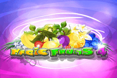 logo magic fruits 4 wazdan gra automat