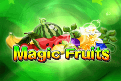 logo magic fruits wazdan gra automat