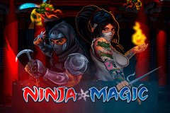 logo ninja magic microgaming gry avtomaty