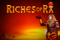 logo riches of ra playn go gry avtomaty