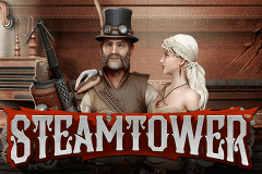 logo steam tower netent gry avtomaty