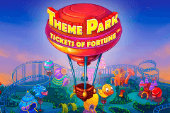 logo theme park tickets of fortune netent gry avtomaty