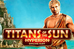 logo titans of the sun hyperion microgaming gry avtomaty