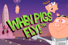logo when pigs fly netent gry avtomaty