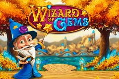 logo wizard of gems playn go gry avtomaty