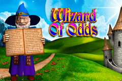 logo wizard of odds novomatic gry avtomaty