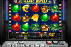 magic jewels novomatic gra automat