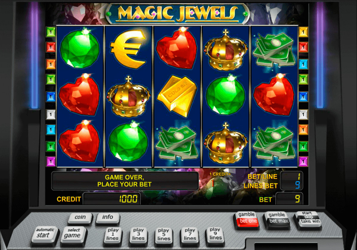 Novomatic free casino games