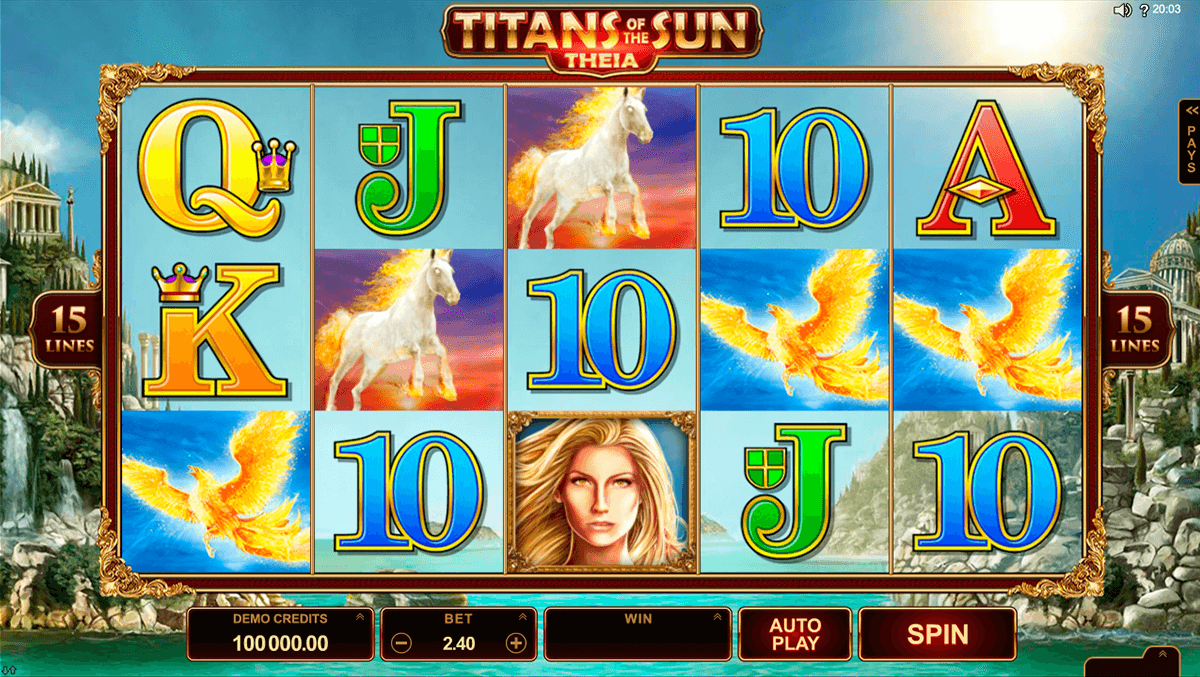 titans of the sun theia microgaming online gra zadarmo